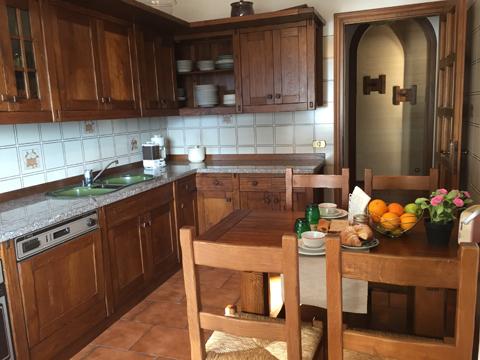 Bilder von Comer See Ferienwohnung Miralago_Menaggio_35_Kueche