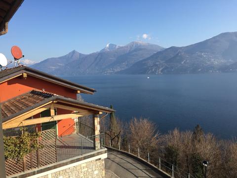 Bilder von Comer See Ferienwohnung Miralago_Menaggio_60_Landschaft