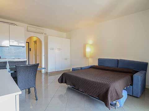 Bilder von Versiglia Appartement Monolocale_forte_dei_marmi_Forte_dei_Marmi_40_Doppelbett-Schlafzimmer