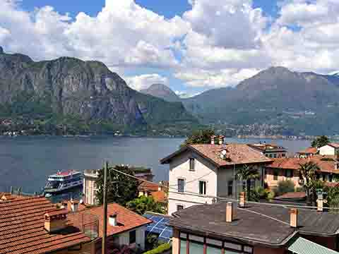 Bilder von Lac de Côme Appartement Monolocale_vista_lago_Bellagio_25_Panorama