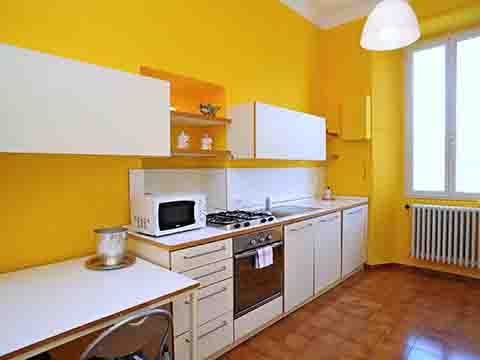 Bilder von Lake Como Apartment Monolocale_vista_lago_Bellagio_35_Kueche