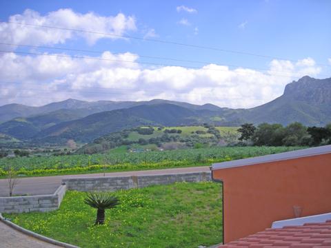 Bilder von Sardinien Nordküste Ferienresidenz Montiruju_Balcony_Santa_Maria_Coghinas_25_Panorama