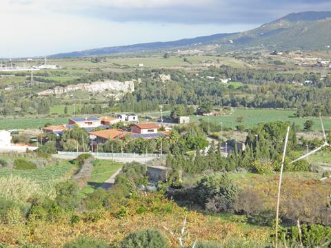 Bilder von Sardinien Nordküste Ferienresidenz Montiruju_Balcony_Santa_Maria_Coghinas_26_Panorama