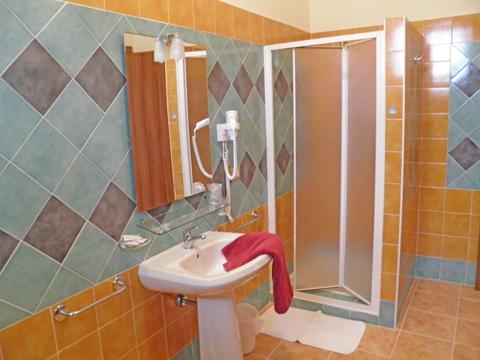 Bilder von Sardinië noordkust Residence Montiruju_Balcony_Santa_Maria_Coghinas_50_Bad