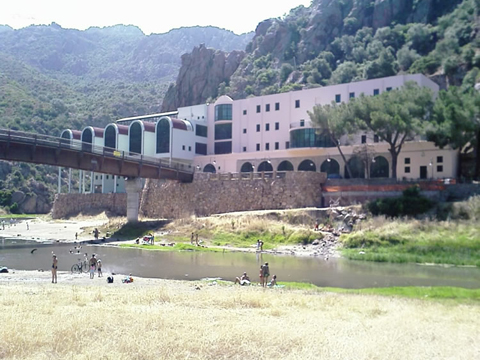 Bilder von Sardinië noordkust Residence Montiruju_Balcony_Santa_Maria_Coghinas_70_Plan