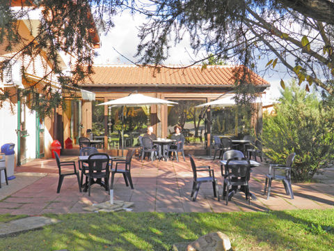 Bilder von Sardinië noordkust Residence Montiruju_Economy_II_Santa_Maria_Coghinas_11_Terrasse