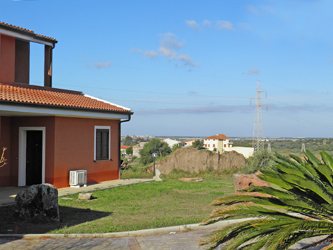 Bilder von Sardinien Nordküste Ferienanlage für Familien Montiruju_IV_Santa_Maria_Coghina_20_Garten