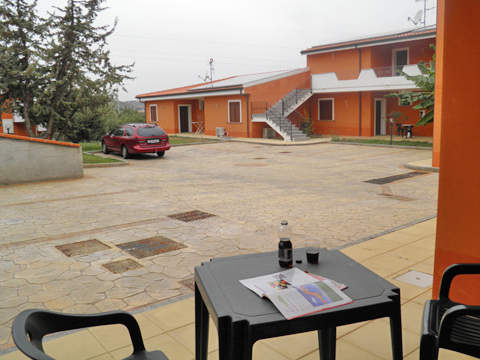 Bilder von Sardinië noordkust Residence Montiruju_Santa_Maria_Coghina_21_Garten