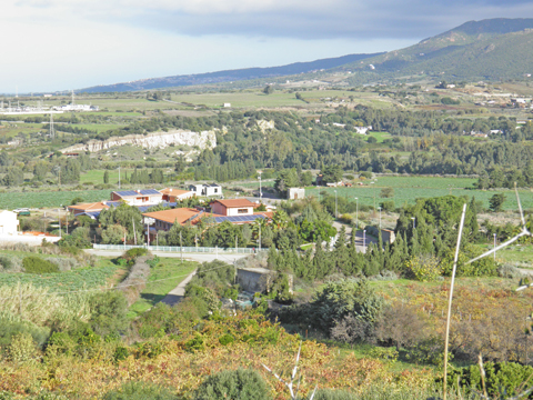 Bilder von Sardinië noordkust Residence Montiruju_Santa_Maria_Coghina_26_Panorama