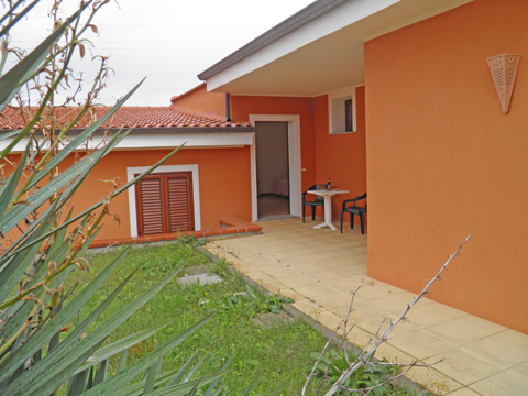 Bilder von Sardinien Nordküste Ferienanlage für Familien Montiruju_Standard_III_Santa_Maria_Coghinas_55_Haus