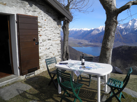 Bilder von Lake Como Holiday home Nadia_Peglio_20_Garten