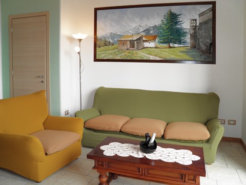 Bilder von Lago di Como Appartamento Nando_Musso_31_Wohnraum