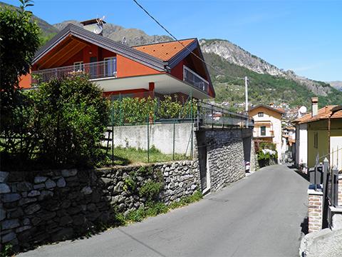 Bilder von Comer See Ferienwohnung Nella_Pianello_del_Lario_55_Haus