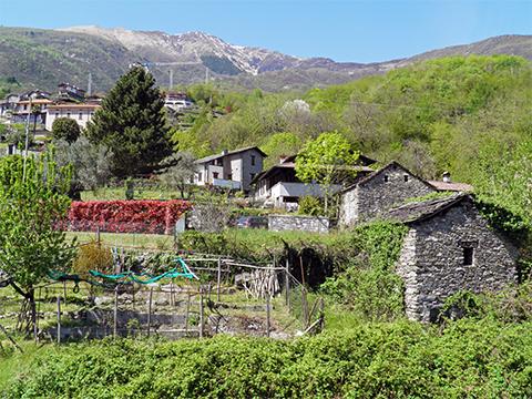 Bilder von Lac de Côme Appartement Nella_Pianello_del_Lario_60_Landschaft