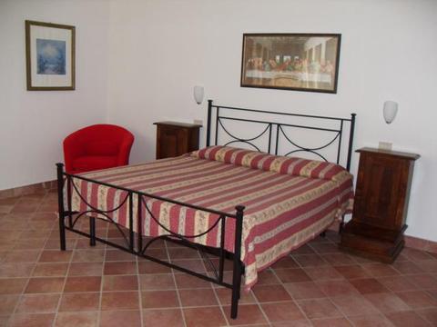 Bilder von Florenz Ferienhaus Nobile_di_Montepulciano_Montepulciano_40_Doppelbett-Schlafzimmer