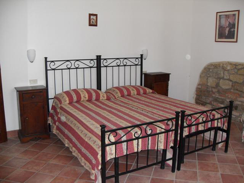 Bilder von Florenz Ferienhaus Nobile_di_Montepulciano_Montepulciano_45_Schlafraum