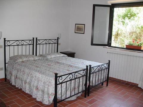 Bilder von Florenz Ferienhaus Nobile_di_Montepulciano_Montepulciano_46_Schlafraum