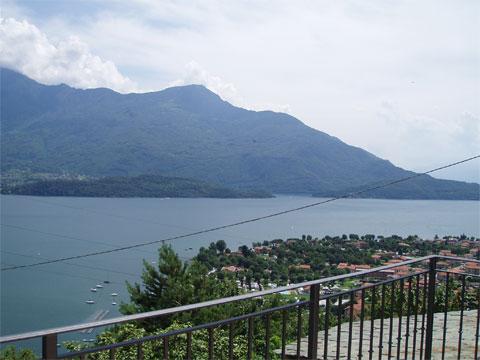 Bilder von Comer See Ferienwohnung Nonna_Marisa_Vercana_25_Panorama