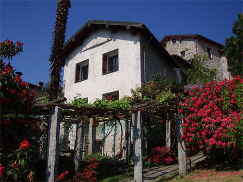 Bilder von Comer See Ferienwohnung Nonna_Marisa_Vercana_55_Haus