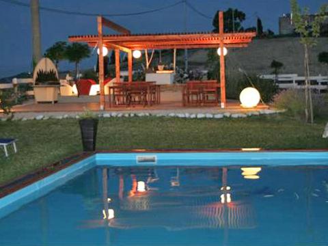 Bilder von Adria Ferienwohnung Oca_Verde_Montenero_di_Bisaccia_11_Terrasse