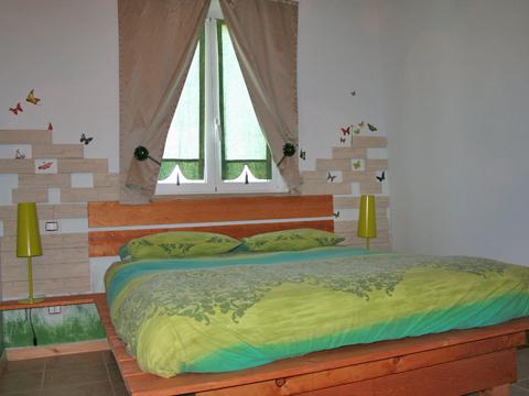 Bilder von Adria Ferienwohnung Oca_Verde_Montenero_di_Bisaccia_40_Doppelbett-Schlafzimmer