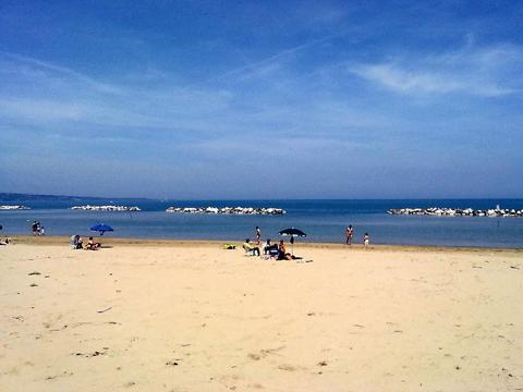 Bilder von Adria Ferienwohnung Oca_Verde_Montenero_di_Bisaccia_65_Strand