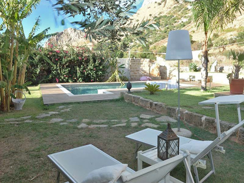 Bilder von Sicily North Coast Villa Oliva_34__20_Garten