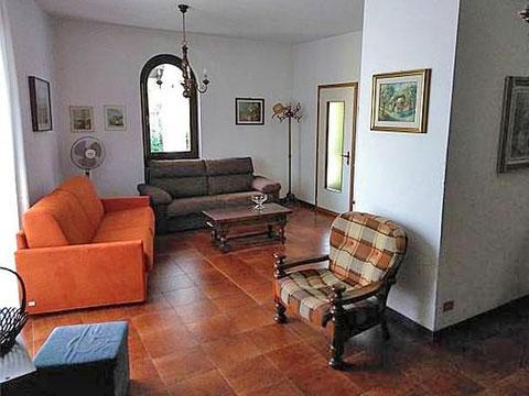 Bilder von Comer See Ferienhaus Ontano_Colico_30_Wohnraum