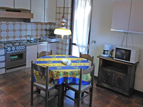 Bilder von Comer See Ferienhaus Ontano_Colico_35_Kueche