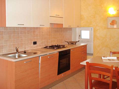 Bilder von Comomeer Appartement Ortensia_secondo_Acquaseria_35_Kueche