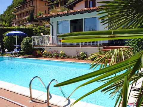 Bild von Comer See Ferienhaus