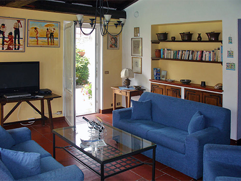 Bilder von Comer See Villa Palazzetta_Domaso_35_Kueche
