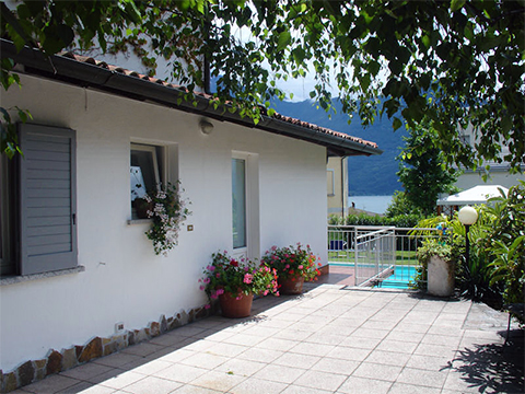 Bilder von Comer See Villa Palazzetta_Domaso_55_Haus