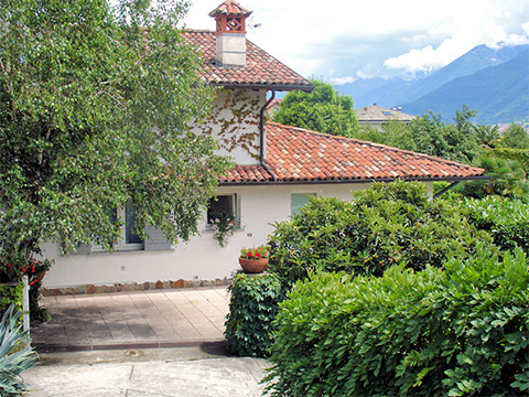 Bilder von Comer See Villa Palazzetta_Domaso_56_Haus