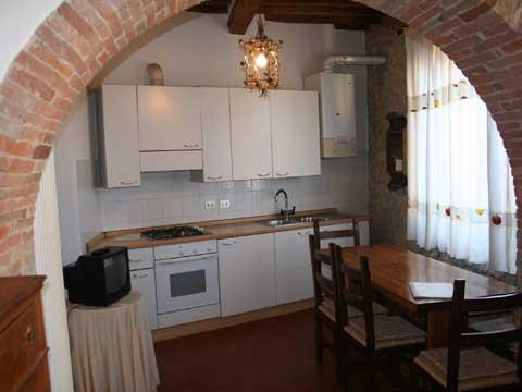Bilder von Chianti Appartement Palei_A_Castelnuovo_Berardenga_35_Kueche