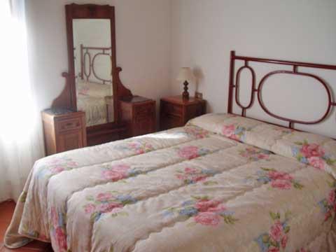 Bilder von Chianti Ferienwohnung Palei_A_Castelnuovo_Berardenga_40_Doppelbett-Schlafzimmer