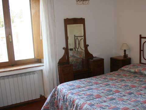 Bilder von Chianti Ferienwohnung Palei_A_Castelnuovo_Berardenga_41_Doppelbett