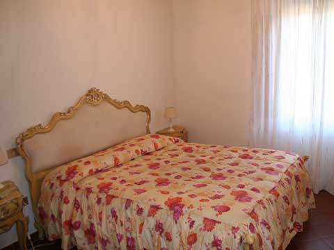 Bilder von Chianti Ferienwohnung Palei_C_Castelnuovo_Berardenga_41_Doppelbett