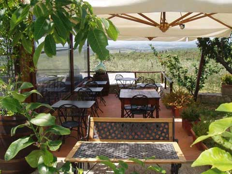 Bilder von Chianti Ferienwohnung Palei_C_Castelnuovo_Berardenga_56_Haus
