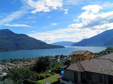 Bilder von Comer See Ferienwohnung Panorama_Vercana_26_Panorama