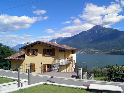 Bilder von Lake Como Apartment Panorama_Vercana_55_Haus