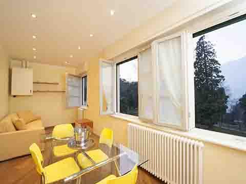 Bilder von Lac de Côme Appartement Parco_Bellagio_30_Wohnraum