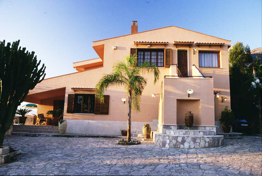 Bilder von Sicile North Coast Villa Patric_1_Castellammare_del_Golfo_55_Haus