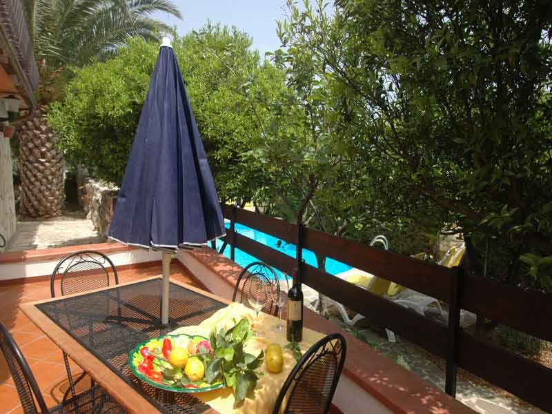 Bilder von Sicily North Coast Villa Patric_2_Castellammare_del_Golfo_20_Garten