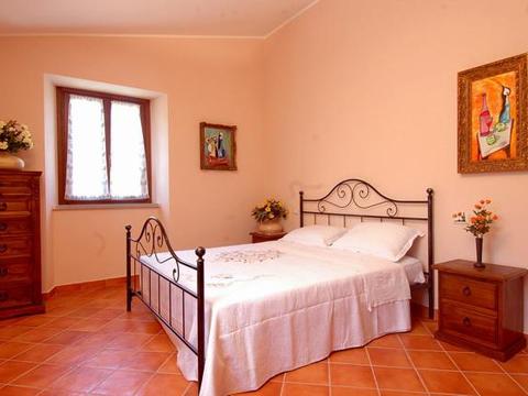 Bilder von Mer Adriatique Appartement Penta_Apecchio_40_Doppelbett-Schlafzimmer