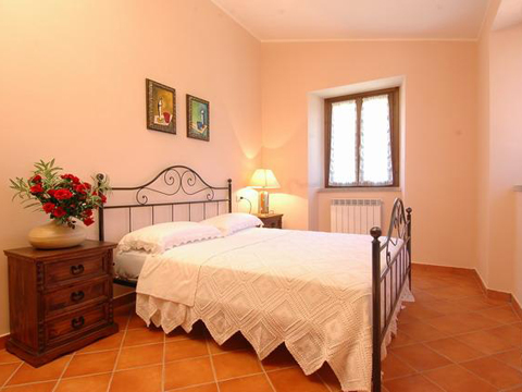 Bilder von Mer Adriatique Appartement Penta_Apecchio_41_Doppelbett