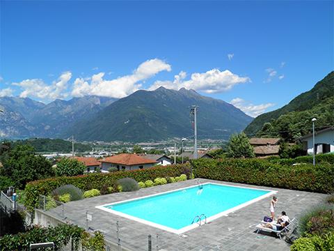 Bilder von Comer See Ferienwohnung Perla_Colico_25_Panorama