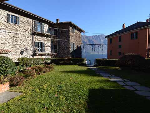 Bilder von Lac de Côme Appartement Pescallo_primo_piano_Bellagio_20_Garten