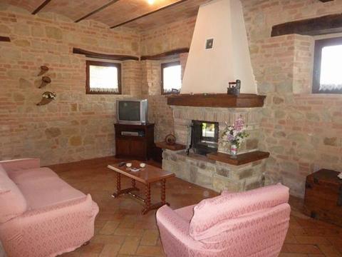 Bilder von Adriatic Sea Villa Pian_di_Pieca_San_Ginesio_30_Wohnraum