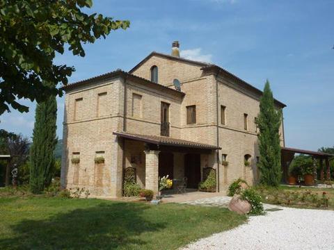 Bilder von Adria Villa Pian_di_Pieca_San_Ginesio_55_Haus